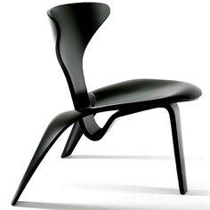 Chair, PK 0. Designed by Poul Kjaerholm for Fritz Hansen