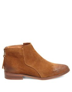Shoes | Boots | Cory Moto Suede Ankle Boots | Hudson's Bay