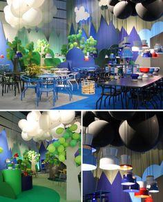 Design Bar by Jonas Wagell, Stockholm Furniture Fair