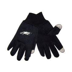 Philadelphia Eagles NFL Technology Gloves (Pair)