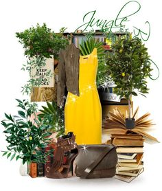 """""""Jungle Book Inspired:):)"""" by tanmayee123 on Polyvore"""