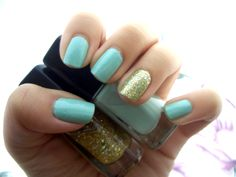 Nice Electric Color - http://nail-designs.us/nice-electric-color/ #ElectricNails, #NailDesigns
