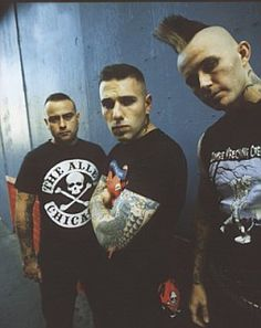 Tiger Army miss my psychobilly