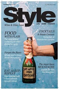 Elly's article in this month's issue of style magazine is titled '2 important signs of obsessive food behaviours'  #foodhabits #healthyfood #healthyeating #nutrition #nutritiontips #nutritionhabits #healthychoices #healthylifestyle #foodobsessions #health #healthtips