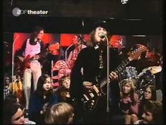 Number 1 from 1972 Noddy Holder, British Rock, Number One, The Rock, Rock Bands, The Beatles, Feelings, Live, Concert