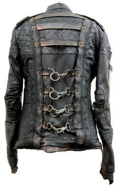 post Apocalypse jacket inspiration