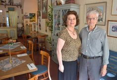 DeNoel French Pastry Shop closes its doors after 48 years   StAugustine.com  What great life partners they have been together.  Looks about the same as when I worked there long, long ago.  Good for them!