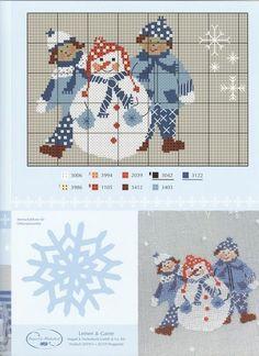 Gallery.ru / Фото #2 - 12 - amberstone. Bonhomme de neige