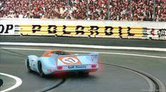 24 heures du Mans 1971 - Porsche 917 #17- Pilotes : Jo Siffert / Derek Bell - Abandon