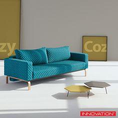 Innovation Living Cassius Sleek Sofa #sofa #modernfurniture #livingroomsofa