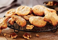 Ginger nut cookies #Recipe #LetsBake #Win