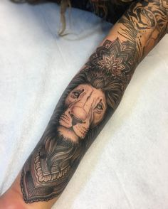 Half way done sleeve. Can't wait.