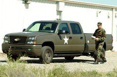 Image result for Chevrolet Silverado military