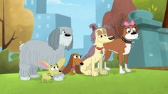 Please sign this petition to renew the kids' show 'Pound Puppies' for a 4th season. It is the ONLY kids' show whose main focus is to get kids to adopt animals from shelters. http://www.change.org/petitions/the-hub-network-hub-network-ceo-margaret-loesch-and-hasbro-renew-pound-puppies-for-a-4th-season