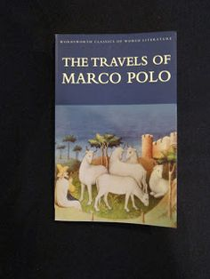 Marco Polo - Mapping Activity