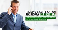 Six Sigma is a highly disciplined process that helps us focus on developing and delivering near-perfect products and services.