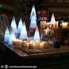 LED Snowy Tree www.joandesouza.com