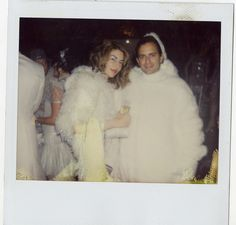 Candid Camera - Sofia Coppola and Marc Jacobs