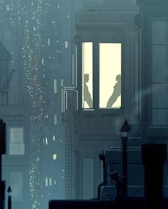 """The nights you remember."" Pascal Campion"