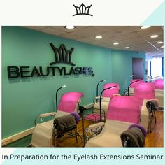 In Preparation for Eyelash Extensions Seminar. Beauty Lash, Eyelash Extensions, Eyelashes, Training, Instagram, Home Decor, Lashes, Lash Extensions, Work Out