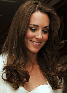 the wonderfully classic Kate- Want to grow mine out to about this length again :)