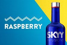 ¿En busca de sabores auténticamente frutales?#SKYYInfusionsRaspberry