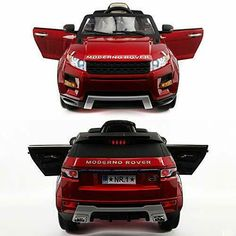 Kids Ride On Sports Car Coupe 6v Battery Butterfly Doors