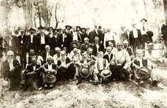 Itawamba County Confederate Soldiers Reunion