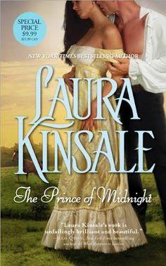 El señor de la medianoche - Laura Kinsale   Reseña - Viri Villarreal  