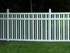 fences | styles of fences