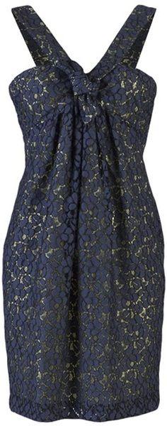 MATTHEW WILLIAMSON Lace Dress - Lyst