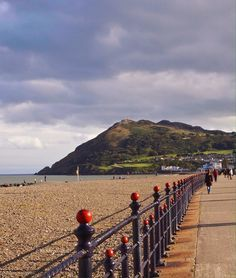 Beachwalk, Bray, Co. Wicklow, Ireland.