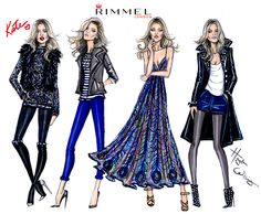 All sizes | Updated Kate Moss illustrations for Rimmel London 'Idol Eyes' collaboration by Hayden Williams | Flickr - Photo Sharing!