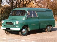 1964 Bedford CA Panel Van (LHD) For Sale  Left hand drive