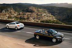 Peugeot 308 CC - Cabriolet