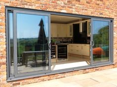 High Quality 4 Panel Patio Doors