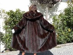 mink fur coat 828