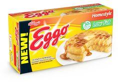 Kroger  5 FREE boxes of Eggo Waffles!