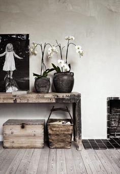 ** Personally selected products **: Un interior Blanco y Negro