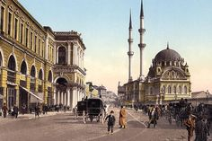 Old images of Istanbul - Wikimedia Commons Old Images, Old Photos, Turkey Places, Travel Tickets, Pakistan Travel, South Korea Travel, Ottoman Empire, Historical Pictures, Color Of Life