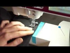 Christelle Beneytout : le blog: Ourler du jersey avec sa machine à coudre et une aiguille double - part 2