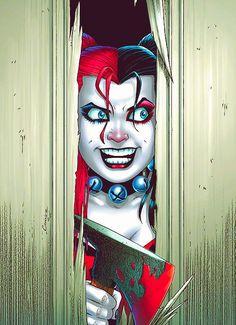 Indo além da caixinha: Harley Quinn | Alerquina 2º #pics