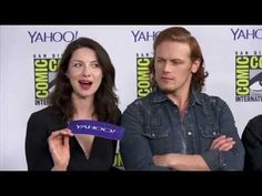 Cast of Outlander know their own show? (sub Ita)