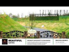 We Make Beautiful Gates and Entrances