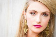 Jane Gowans Chimera avian earrings: : Scottish Fashion / scottishfashion.co.uk