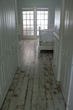 1000 Ideas About Distressed Wood Floors On Pinterest