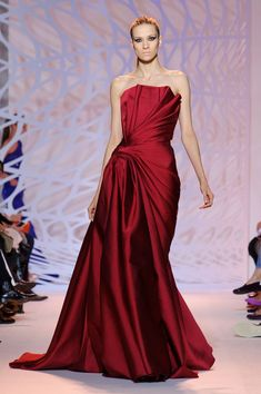 Zuhair Murad at Couture Fall 2014 - StyleBistro