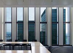 Atelier WW, Max Dudler Architekt — Hochhausensemble Hagenholzstraße