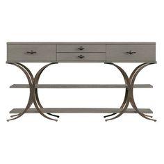 Stanley Furniture Coastal Living Resort Del Mar Sideboard - Morning Fog - 062-C1-06