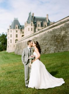 I can't even believe that this is in North Carolina and not Europe!  Photography: Graham Terhune - www.grahamterhune.com  View entire slideshow: Most Amazing Wedding Venues on http://www.stylemepretty.com/collection/1405/